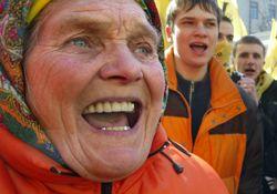 """Параска Королюк прибыла в Киев и призывает """"оранжевых"""" к коалиции"""