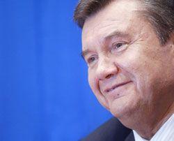 Віктор Янукович на прес-конференції заявляє, що Партія регіонів розробила свій проект коаліційної угоди. Київ, 17 травня