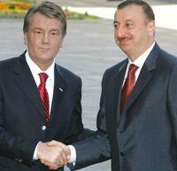 Ющенко, Алиев