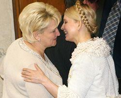 Юлія Тимошенко, Раїса Богатирьова
