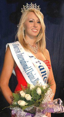 Мисс бикини вселенная 2006 елена жиган
