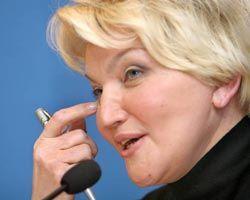Координатор парламентської більшості Раїса Богатирьова