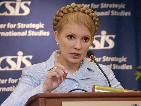 Юля попросила у России $5 млрд.