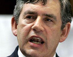 Гордон Браун - преемник Тони Блэра. Фото с сайта http://pub.tv2.no/ Yahoo