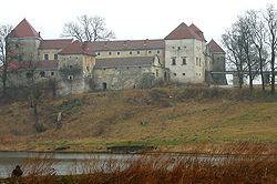 Свірський замок