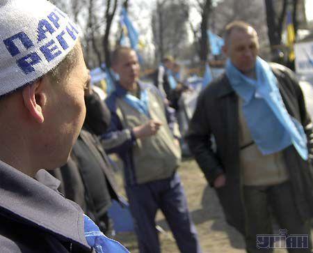 """Большинство тех, которые """"парковались"""" возле столичного стадиона, со стороны выглядели как фаны киевского Динамо"""