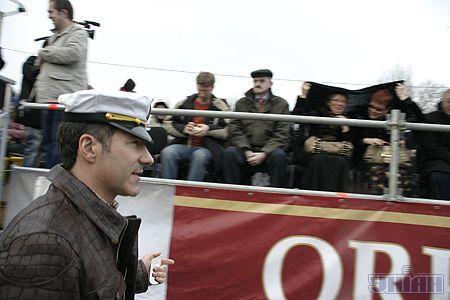 Это не Остап Бендер, а министр транспорта Николай Рудьковский