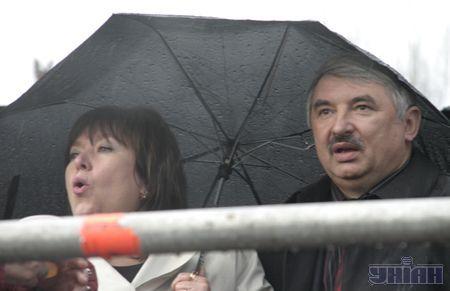Наталия Витренко и Владимир Марченко (на фото ниже – тоже они)