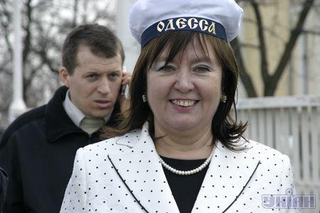 Наталия Витренко дарит улыбку своим почитателям