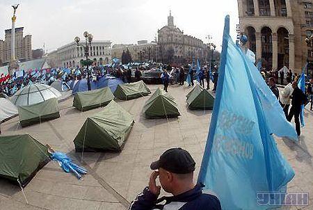 Коалиция решила идти по сценарию Майдана-2004