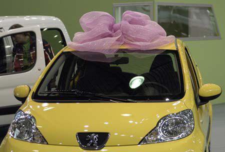 """...и – """"авто для девочек"""""""