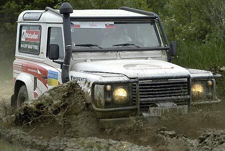 """Регулярно доводилося примайти """"грязеві ванни"""". Хоча такі калабані авта проходили, навіть не задумуючись"""