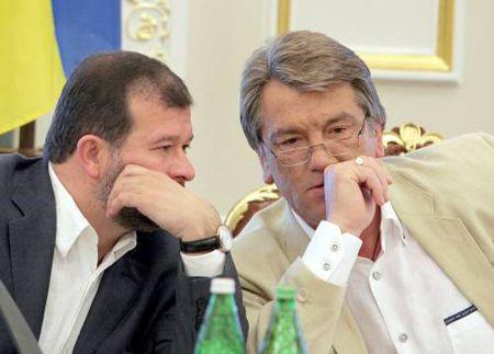 Прости меня Витя Ющенко, - Витя Балога
