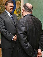 Віктор Янукович, Василь Цушко