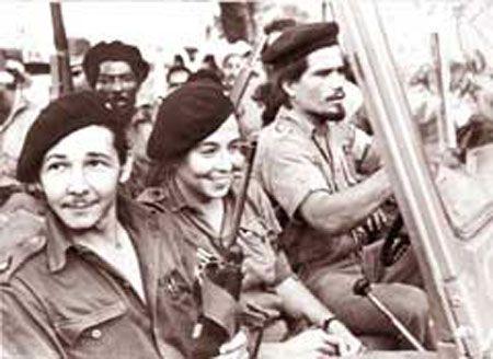Рауль Кастро, Вильма Эспин