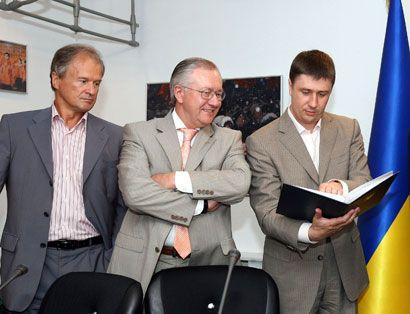 Що це там у вас, пане Кириленко? Декларація про створення мегаблоку?