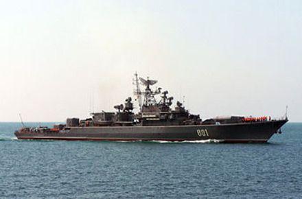 У навчаннях візьмуть участь 70 кораблів ВМФ