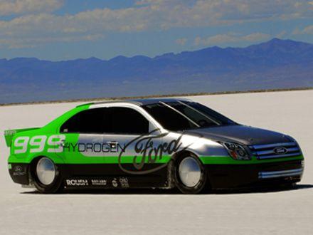 Ford - Fusion Hydrogen 999