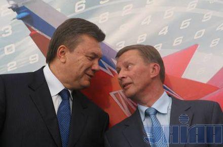 Судя по всему, действующий (он же один из предполагаемых) премьер Украины нашел общий язык с предполагаемым преемником президента России