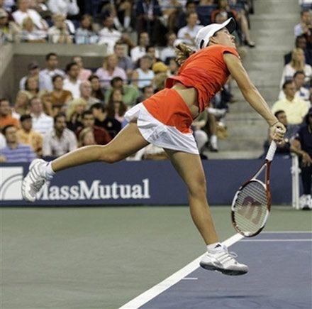 Жюстин Энен (Justine Henin)