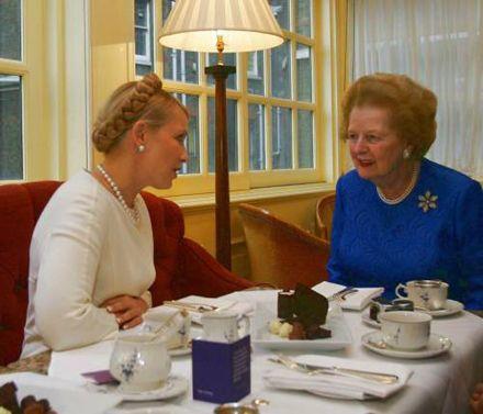 Маргарет Тэтчер показала мне, каким должен быть настоящий лидер и настоящий политик, - Тимошенко - Цензор.НЕТ 5108