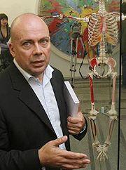 Президент PinchukArtCentre Петр Дорошенко
