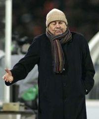 Мірча Луческу. Фото Reuters