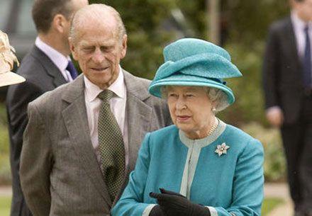Королева познакомилась с третьим правнуком