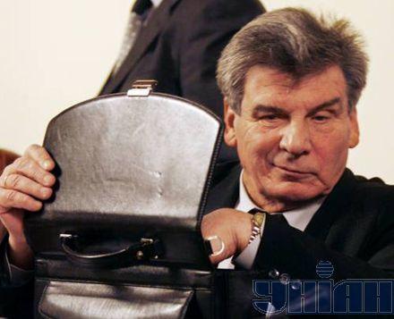 Виктор Полтавец - министр угольной промышленности Украины