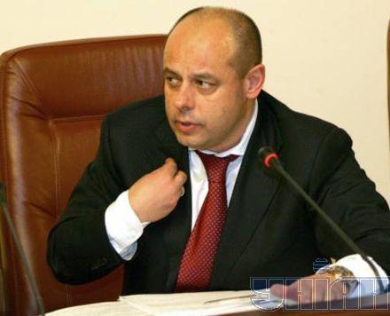 Юрій Продан - міністр палива і енергетики України