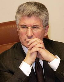 Петр Крупко - министр Кабинета Министров Украины