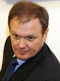 Володимир Шандра - міністр з питань надзвичайних ситуацій і у справах захисту населення від наслідків Чорнобильської катастрофи