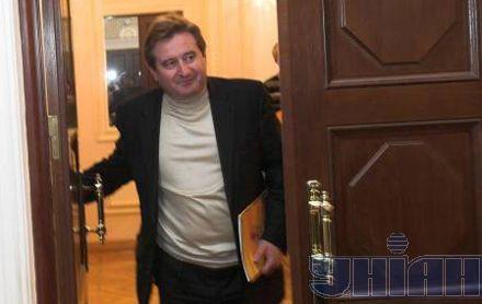 Иосиф Винский - министр транспорта и связи Украины