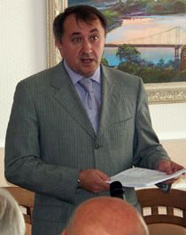 Богдан Данилишин - министр экономики Украины