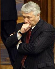Юрий Ехануров - министр обороны Украины