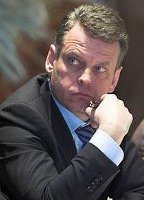 Юрій Мельник - міністр аграрної політики України