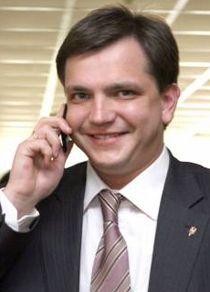 Юрий Павленко - министр Украины по делам семьи, молодежи и спорта