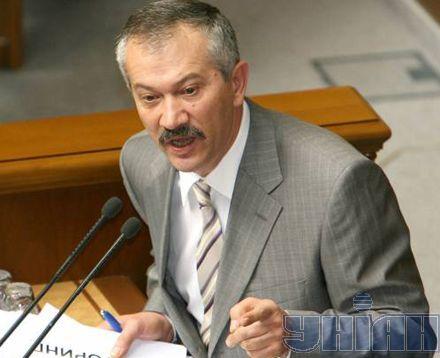 Віктор Пінзеник - міністр фінансів України