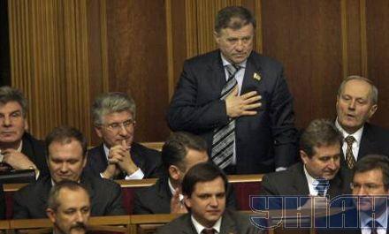 Георгий Филипчук - министр охраны окружающей среды Украины