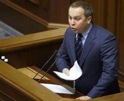 Нестор Шуфрич виступає на засіданні Верховної Ради. Київ, 18 січня