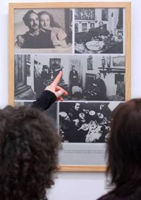 Выставка Сергея Параджанова
