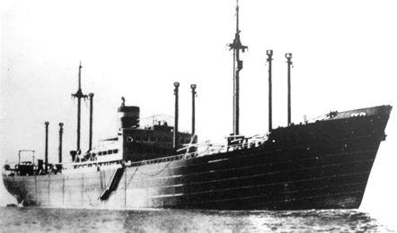 """Німецький допоміжний крейсер (Hilfskreuzer) """"Корморан"""""""