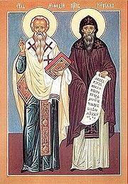 Кирило й Мефодій