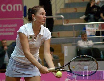 Екатерина Бондаренко (февраль 2008)