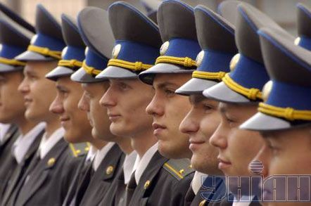 Лейтенаты СБУ