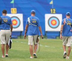 Украинцы показали средние результаты