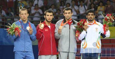 Андрей Стадник, Рамазан Сахин, Отар Тушишвили, Сушиль Кумар