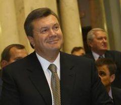 Виктор Янукович во время вечернего заседания Верховной Рады. Киев, 2 сентября