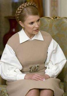Тимошенко. Фото Reuters