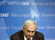Глава МВФ Доминик Стросс-Кан.Фото REUTERS